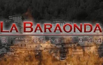 """Il  film """"La baraonda"""" sulla tragica estate e l'incendio del 3 Luglio 1944 a Cevo"""