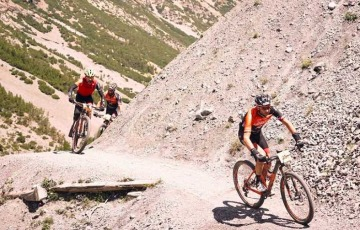 La Bike Transalp arriva a Ponte di Legno