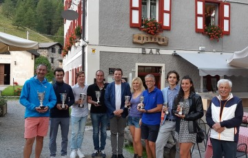 Ponte di Legno: al golf club le gare della Coppa Bulferetti Group