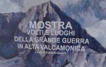 """Ponte di Legno, un successo la mostra """"Volti e luoghi della Grande Guerra in alta Valcamonica"""""""