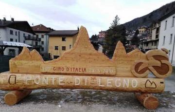 Giro d'Italia: presentazione della tappa Lovere-Ponte di Legno