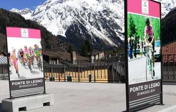 Ponte di Legno: al via gli eventi pre Giro d'Italia