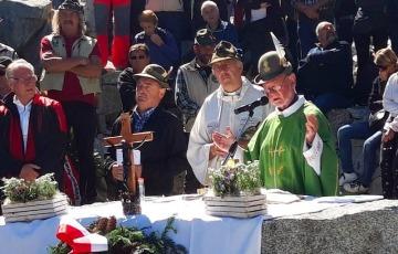 Festa della Fratellanza, rinnovata la tradizione a Passo Paradiso