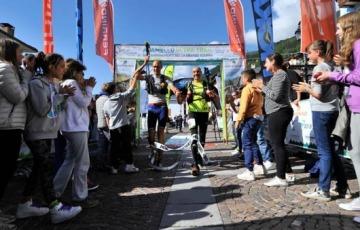 In Alta Valcamonica lo spettacolo dell'Adamello Ultra Trail