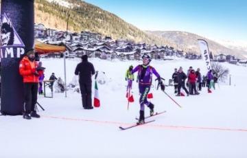 Assoluti scialpinismo: Magnini e Murada trionfano a Vermiglio