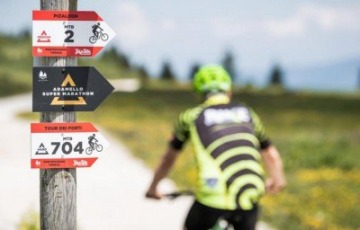 Ponte di Legno-Tonale: rinnovata la segnaletica dei percorsi di mountain bike