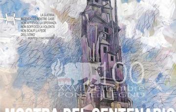 """Mostra del centenario a Ponte di Legno, """"1917-2017: paese in fiamme"""""""