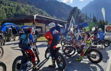 Campionato Italiano Trial, a Ponte di Legno trionfa Matteo Grattarola