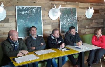 Tonale, sottoscritta l'intesa per realizzare la ciclovia Lago Caldaro-Iseo