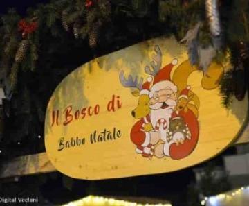 """Ponte di Legno: le iniziative al """"Bosco di Babbo Natale"""""""