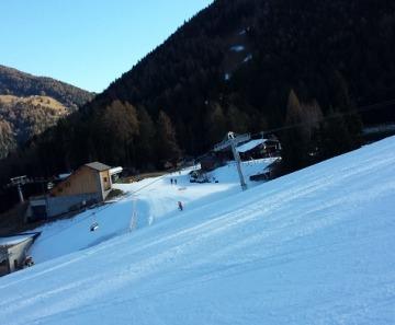 Ponte di Legno-Tonale, skiarea a pieno regime