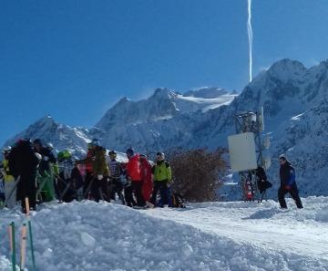 Tonale: assegnati i titoli regionali di ski cross delle categorie Baby, Cuccioli, Allievi e Ragazzi