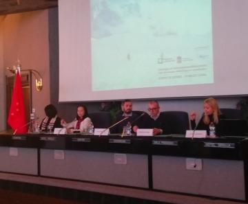 Cina e Ponte di Legno avviano la collaborazione: conferenza al Mirella