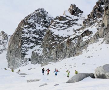 Adamello Ski Raid, un evento sempre più internazionale