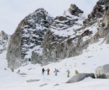 Rischio valanghe, rinviata l'Adamello Ski Raid