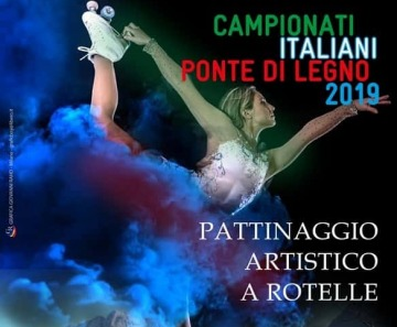 Ponte di Legno: dal 2 al 16 giugno Campionati Assoluti di pattinaggio Artistico a Rotelle 2019