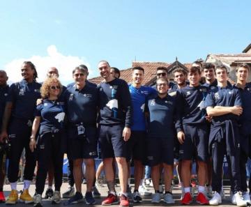 La Germani Basket Brescia ha concluso il ritiro a Ponte di Legno