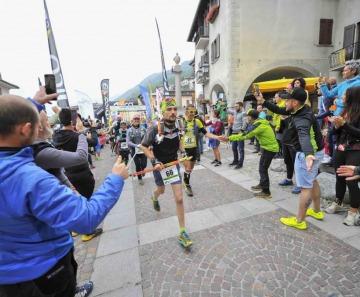 La grande festa del Trail tra l'Alta Valle Camonica e la Val di Sole. I risultati
