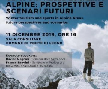 Turismo invernale e sport nelle località alpine, convegno a Ponte di Legno