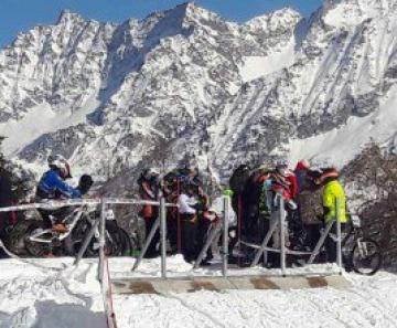 Passo Tonale: grande attesa per la Winter Downhill