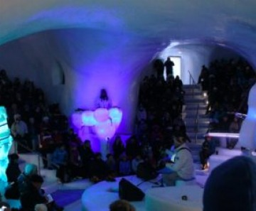 Winning Ideas Mountain Awards: premiato l'Ice Music Festival del Presena