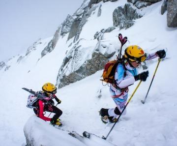 Passo Tonale: Adamello Ski Raid 2021, edizione speciale per le donne con un percorso ad hoc