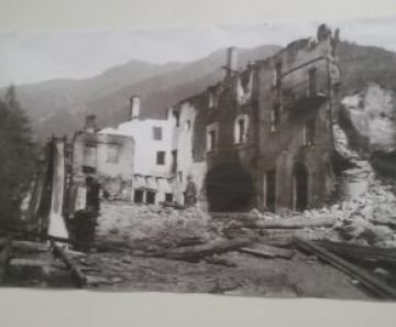 Guerra e ricostruzione: Ponte di Legno ricorda i cento anni dalla rinascita