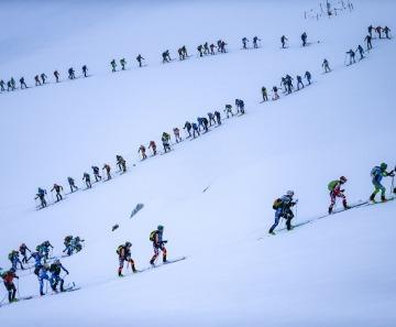 Adamello Ski Raid: 160 coppie di atleti, al via campioni di fama mondiale