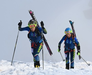 Adamello Ski Raid: la settima edizione è di Mardion-Herrmann e Murada-Compagnoni