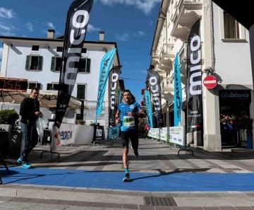 Ponte di Legno, Marco Malgarida trionfa all'Adamello Run